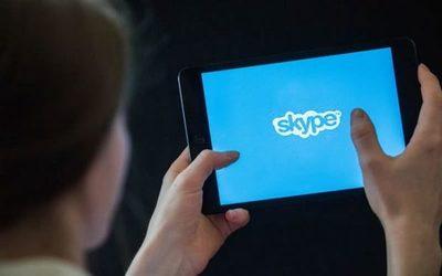 Microsoft busca que Skype pueda dividir tu pantalla para videollamadas