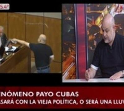 """Paraguayo Cubas: """"Entre 'Calé' y yo había respeto hasta que..."""""""