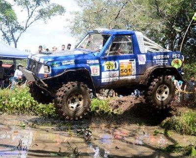 En Paraguarí, Volker Huber fue el vencedor