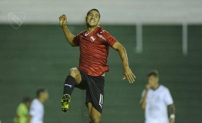 HOY / Cecilio marca, pero Independiente pierde