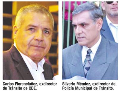 Exdirectores declaran ante la Fiscalía de CDE