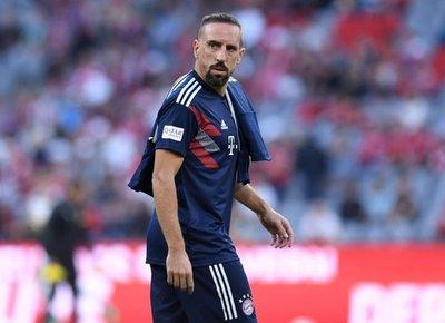 Ribéry podría retirarse en el fútbol de Qatar
