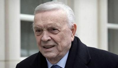 HOY / Suspendido a perpetuidad José María Marín, expresidente de la Confederación Brasileña
