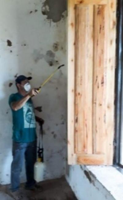Continúa restauración del histórico Cerro León