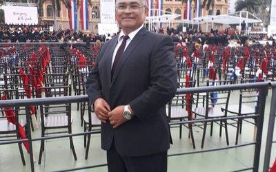 Ante inutilidad de Vaesken, nombran a foráneo como titular de Indert en Alto Paraná
