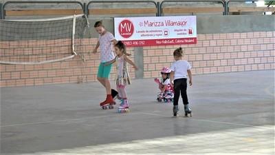 Patinaje artístico sobre ruedas: Nueva disciplina competitiva para el Chaco