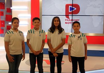 Estudiantes paraguayos presentarán en Abu Dhabi proyecto científico para combatir la anemia