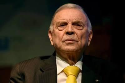 Suspenden de por vida a Expresidente de la CBF