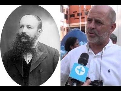 SUIZOS BUSCAN REVITALIZAR FIGURA DE MOISÉS BERTONI EN ITAPÚA