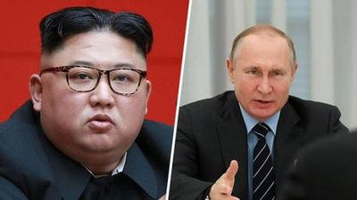 Rusia confirma que se prepara una cumbre entre Putin con Kim Jong-un