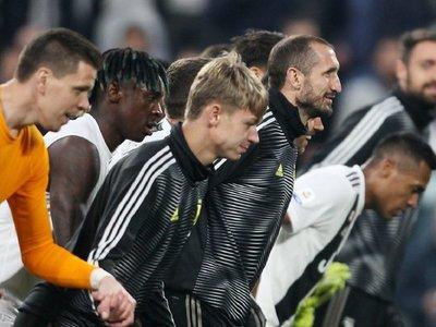 Chiellini y Mandzukic, fuera de la lista de Juventus