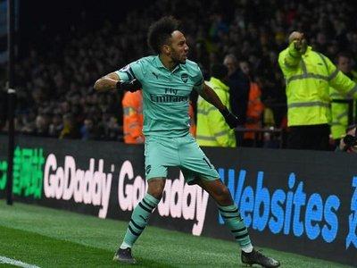 El Arsenal se mete en 'Champions'