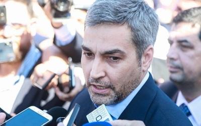 Abdo Benítez envía mensaje de apoyo al pueblo de Francia