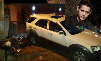La denuncia en video del ex Calle 7 Christopher Giménez