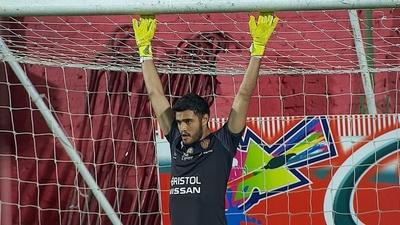 Mejores tapadas de Marino Arzamendia frente a San Lorenzo.