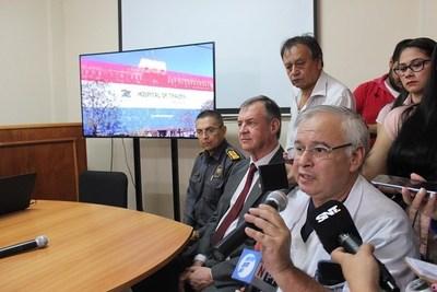 DIRECTOR DEL HOSPITAL DE TRAUMA LLAMA A LA PRUDENCIA DURANTE LA SEMANA SANTA