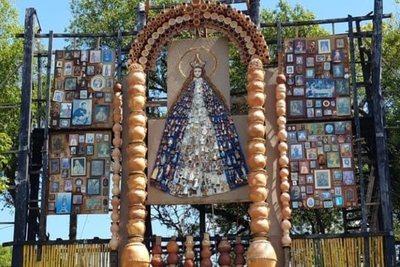 Tañarandy y el retablo de la devoción popular