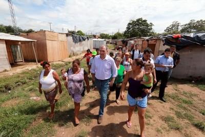 Municipalidad de Asunción prioriza asistencia a 7500 familias damnificadas
