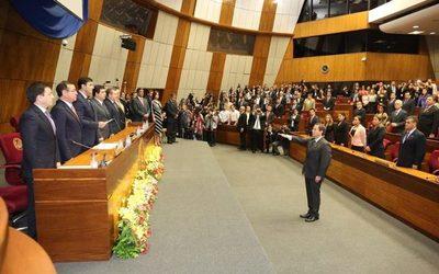 Jura nuevo ministro de la Corte