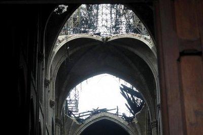 Más de 600 millones de euros para reconstruir Notre Dame