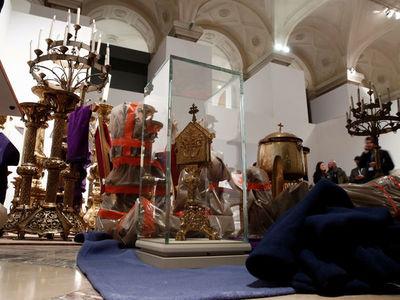 Museo del Louvre albergará obras de arte de Notre-Dame