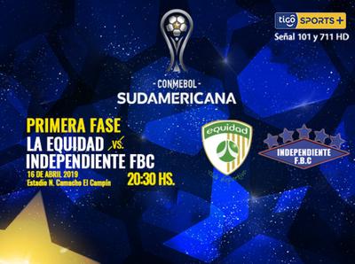 Independiente quiere hacer historia en el Campín de Bogotá