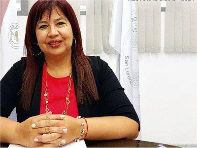Zully Vera es la nueva rectora de la UNA