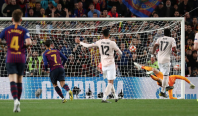 HOY / De la mano de Messi, Barcelona pasa a semifinal