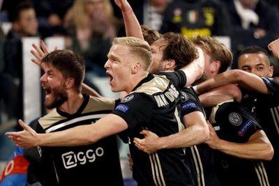 Ajax deslumbra y borra a la 'juve' de Cristiano