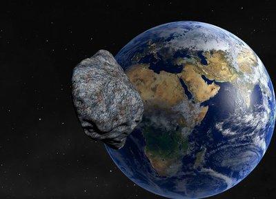La NASA diseña estrategia para defender a la Tierra de impacto de asteroides