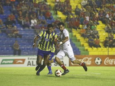 Compacto Deportivo Capiatá 1-1 Cerro Porteño