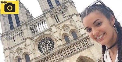 INCENDIO RIRE ¿Famosas se promocionan con la catedral?