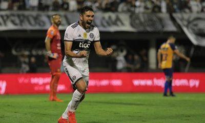 Olimpia aumenta la diferencia ante empate de Cerro Porteño
