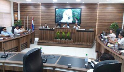 Concejales aprueban rendición de cuentas de Godoy