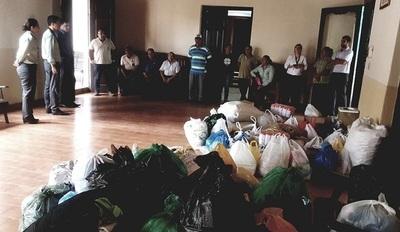 Solidaridad universitaria con damnificados en Concepción