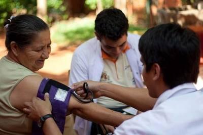 La Octava Región Sanitaria instalará tres puestos sanitarios en Tañarandy