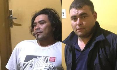 Aprehenden a dos personas por supuesto asalto en bodega de Coronel Oviedo – Prensa 5