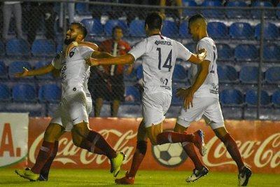 Cerro Porteño cede valiosos puntos en la pelea por el titulo