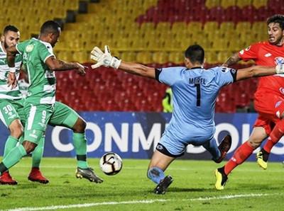 Dolorosa eliminación de Independiente de la Sudamericana