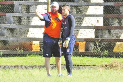 Corrales se examina hoy ante Deportivo Caaguazú
