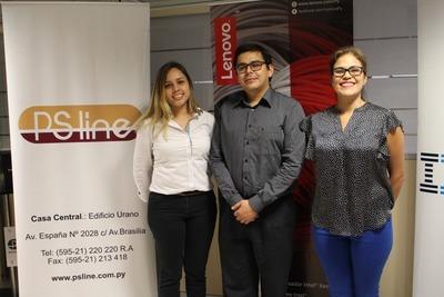 PS Line presentó soluciones de software, impresiones y tecnología en la Expo Grupo OLAM