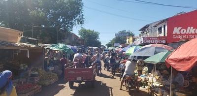 Pocas ventas por Semana Santa en Concepción