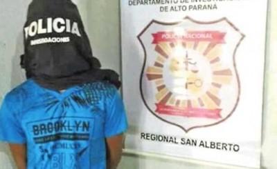 Segundo detenido por robos a municipalidades
