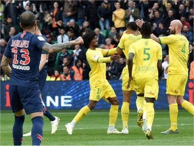 El París Saint Germain desperdicia la tercera bala