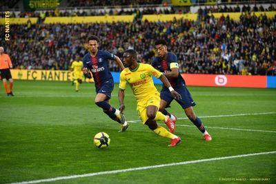 París SG perdió contra Nantes
