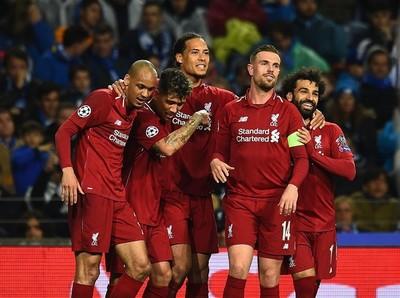 Liverpool, muy superior al Porto, se metió en semifinales de Champions