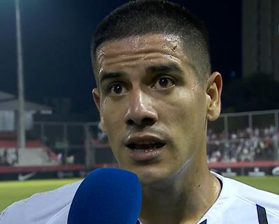 Jorge Recalde lamenta los puntos perdidos