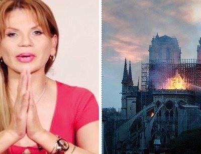 Vidente predijo sobre la Catedral de Notre Dame