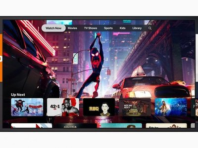 Apple entra a la transmisión de video, videojuegos y tarjetas