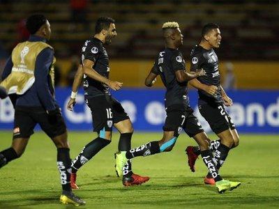 Independiente del Valle elimina a Unión en penales y avanza